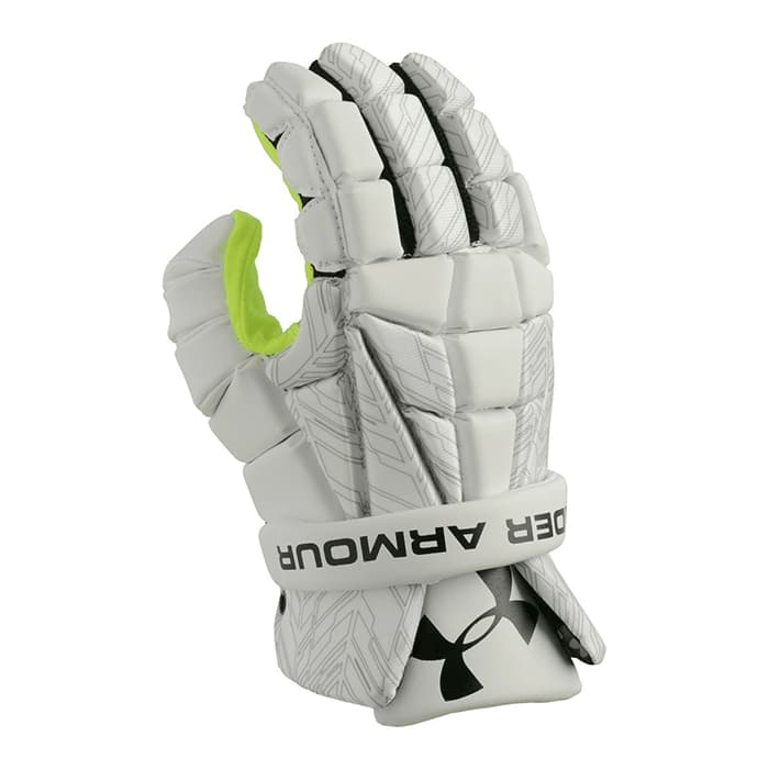 Under Armour Elevate Glove 13-Large / White Gloves