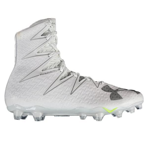 under armour white cleats