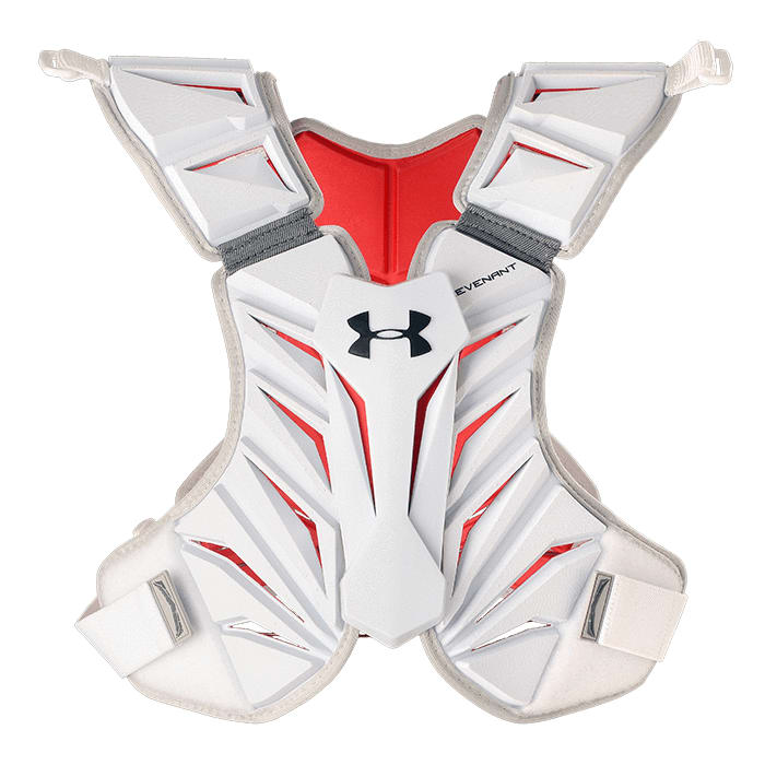 Under Armour Revenant Shoulder Pad Liner Large / White Pads