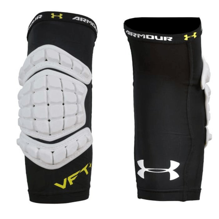 Under Armour Vft Plus Elbow Sleeve Medium / White Arm Pads