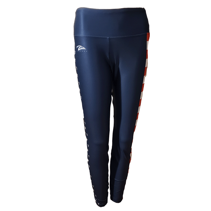 Lax Zone USA Stars & Stripes Leggings