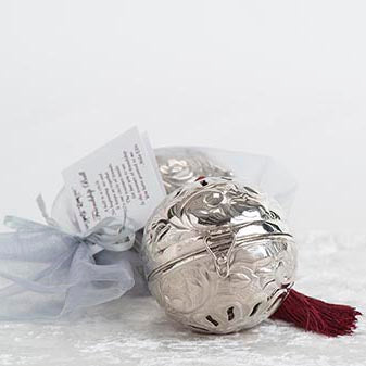 Silver Friendship Balls - Our bestselling gift!
