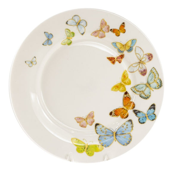 Butterfly Whimsy Dessert Plates - set of 4