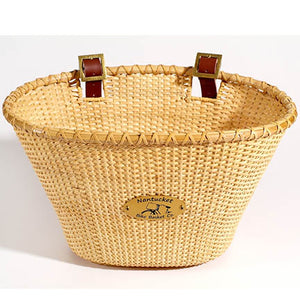 Oval Lightship Adult Bicycle Basket
