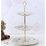 The Snowman 3 Tier Serving Stand