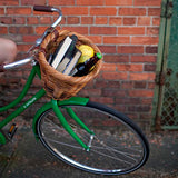 Summer's Day OVAL Adult Bike Basket - BEST-SELLER!