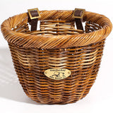 Summer's Day OVAL Adult Bike Basket - Temporarily Sold Out