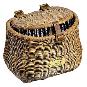 Fishers' Creel Adult Bicycle Basket