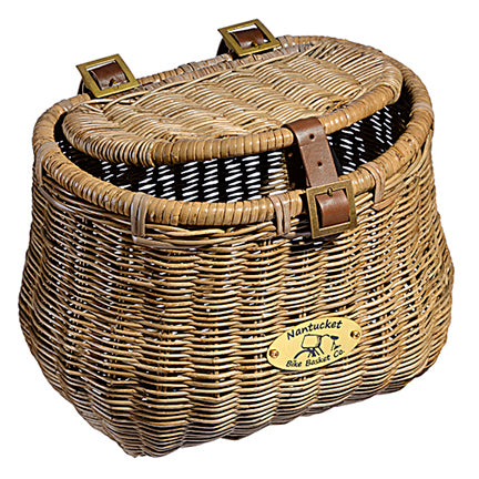 Fishers' Creel Adult Bicycle Basket - Temporarily Sold Out