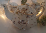 Snowman 3 Pc Tea Set- Teapot, Sugar Bowl, Pitcher