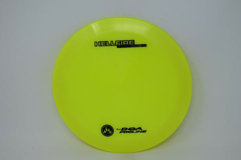 DGA Disc Golf PROLine HELLFIRE NEW **Pick your WEIGHT and COLOR**