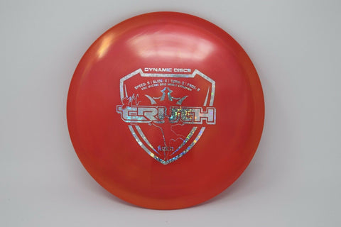 Dynamic Discs - FUZION EMAC TRUTH **Pick WEIGHT & COLOR**