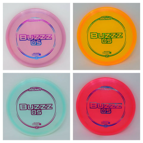 DISCRAFT Disc Golf Z BUZzz OS  NEW   *pick weight/color*