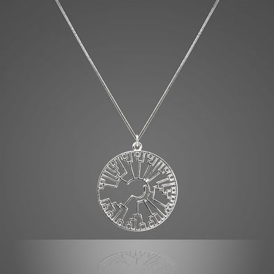 store pendant circle products phylogenetic iflscience necklace tree