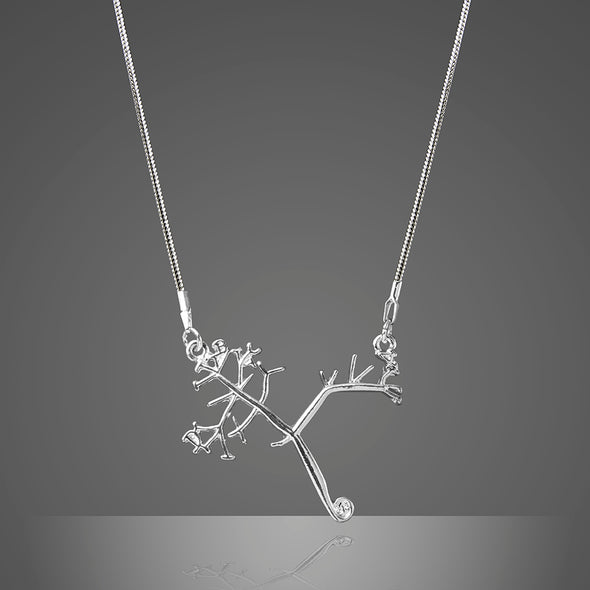 Tree of Life Sketch Necklace