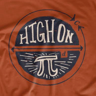 High on PI T-Shirt