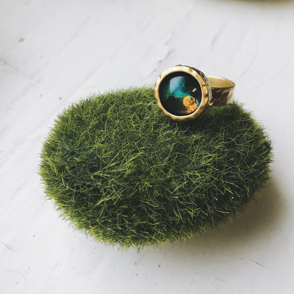 Galaxy Adjustable Ring
