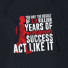 Evolutionary Success Hooded Sweatshirt