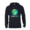 Keep the Earth Clean It's Not Uranus Hooded Sweatshirt