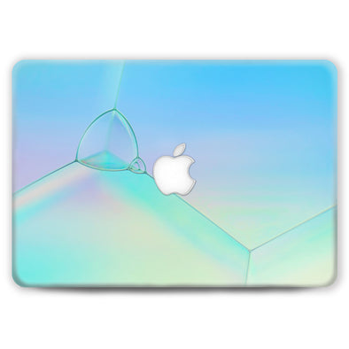 Purple Ways - MacBook Case