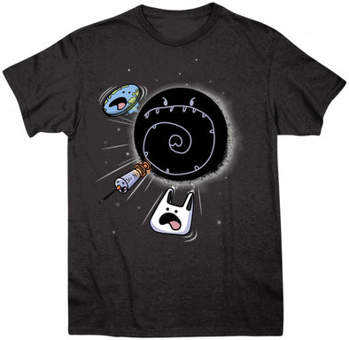 Black Hole Sucks Short Sleeve T-Shirt