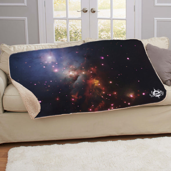 IFLS Black Hole Sherpa Blanket