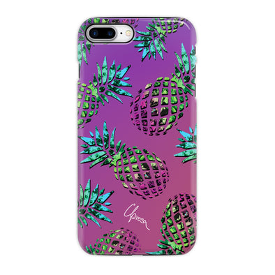 Hawaiian Crystals Phone Case