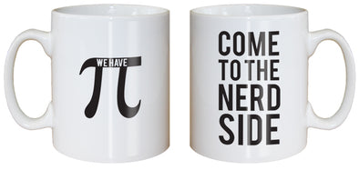 Come to the Nerd Side Classic Mug