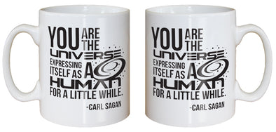 You are the Universe Classic Mug