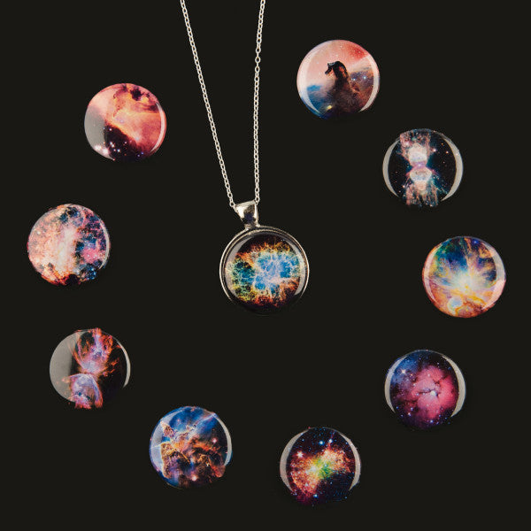 Interchangeable nebula necklace with 10 designs iflscience store interchangeable nebula necklace with 10 designs iflscience store iflscience store usa aloadofball Choice Image