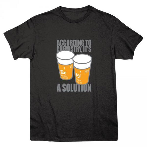 Be-Er: It's A Solution T-Shirt