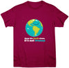 Keep The Earth Clean It's Not Uranus T-Shirt