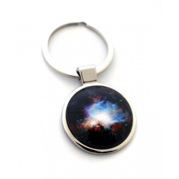 Galaxy Keychain - Orion Dark Nebula