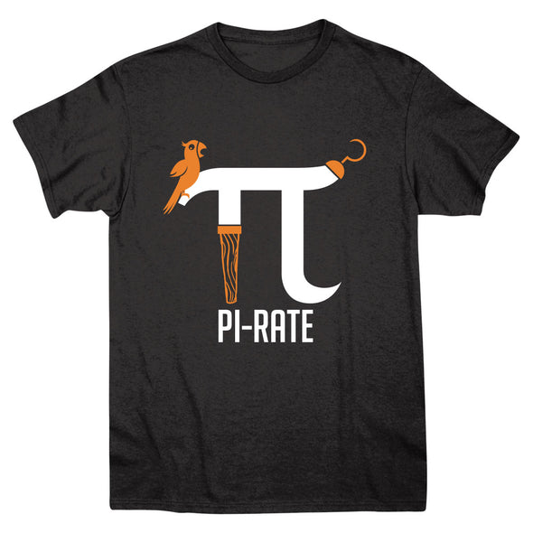 Pi-rate Symbol T-Shirt