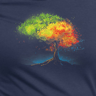 Rainbow Tree T-shirt