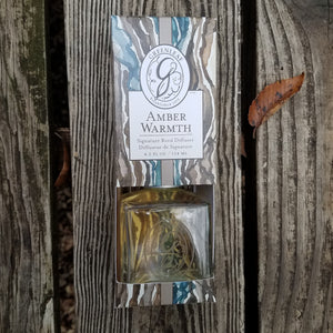 Amber Warmth Reed Diffuser