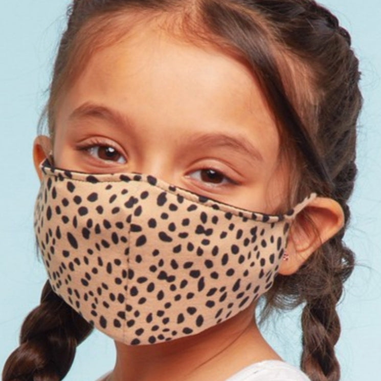Kids Prints Face Mask