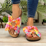 On the Boardwalk Tie Dye Bow Berks