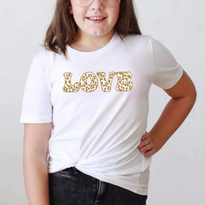 Wild Love Tee (Youth)