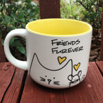 Friends Furever Cat Mug