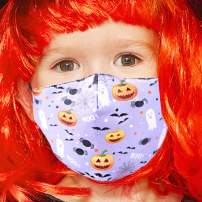 Kids face mask Halloween