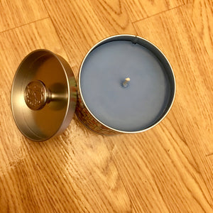 Signature Tin Candle Meadow Breeze