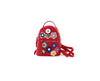 FLOWER BACKPACK - RED