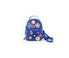 FLOWER BACKPACK - BLUE