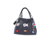 POW HANDBAG - BLACK