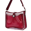 MARILU BURGUNDY  BAG