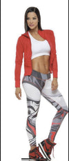 STORM TROOPER  COLOMBIAN COMPRESSION LEGGINGS