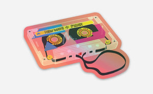 Cassette Holographic!
