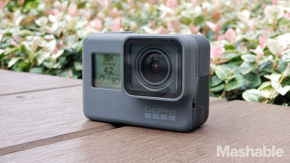 GoPro unveils Hero 6 Black action camera with HDR video recording