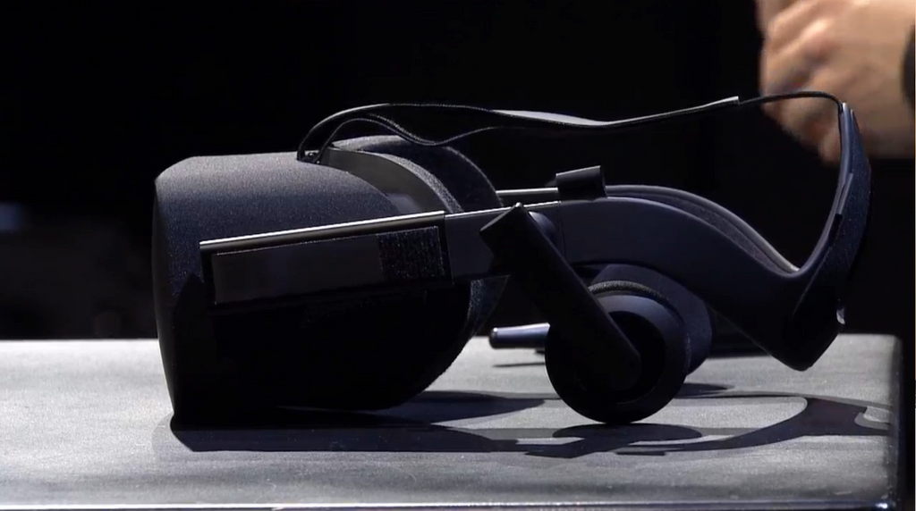 Gaming partners, virtual touch and more: What Oculus just revealed about the final consumer Rift